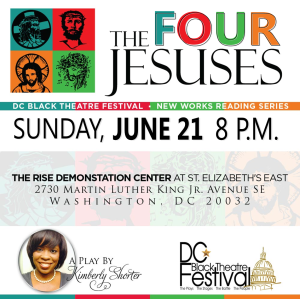 The Four Jesuses flier